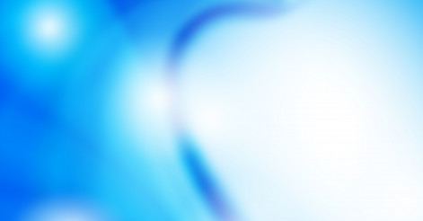 Abstract Composition In Light Blue Color.