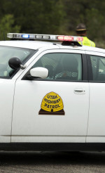 Highway Patrol in USA