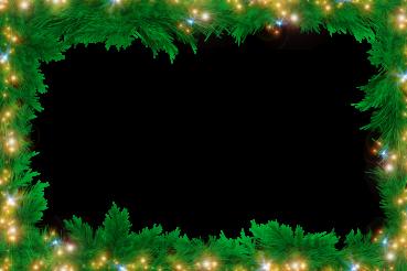 Holiday Framework PNG