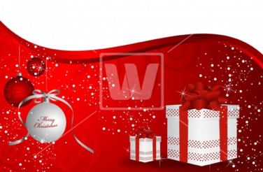 Holiday Presents Vector