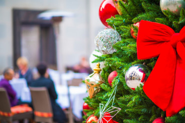 Holidays Outdoor Dining