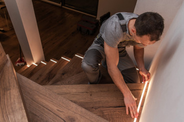 Home Stairs LED Illumination