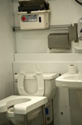 Hospital Restroom