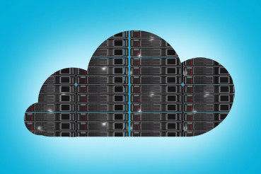 Hosting in the Cloud Concept