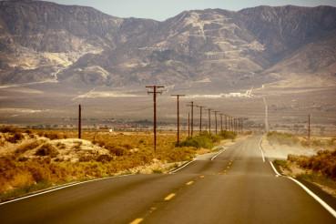 Hot Desert Road