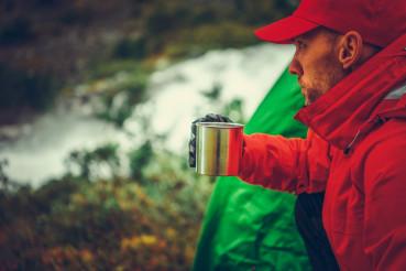 Hot Tea in the Wild