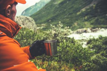 Hot Tea on the Trailhead