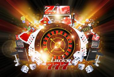 Illuminated Casino Games