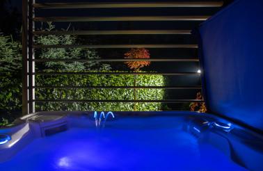 Illuminated Residential Hot Tub SPA