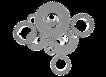 Industrial Gears PNG