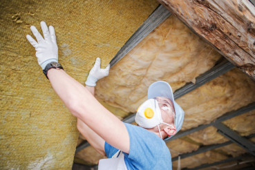 Insulating House Roof