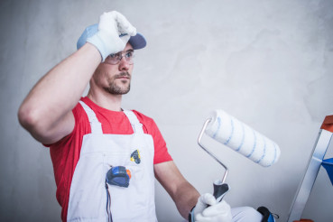 Interiors Painter Worker