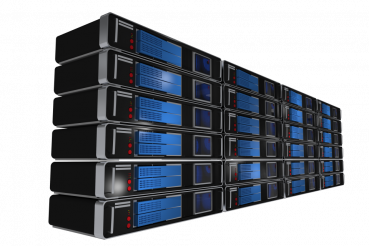 Isolated Servers PNG
