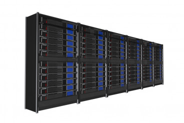 Isolated Servers Rack