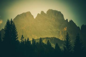 Italian Alps Scenery