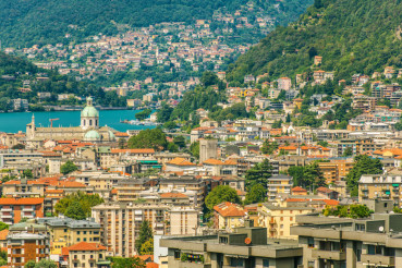 Italian City of Como