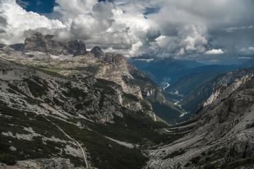 Italian Dolomites Belluno