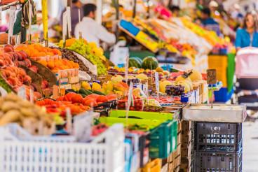 Italian Fresh Produce Market