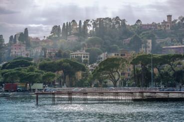 Italian Riviera Liguria Region