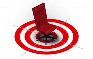 Job Targeting Career Concept