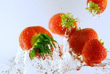 Jumping Strawberries