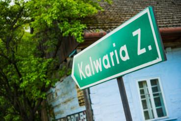 Kalwaria Zebrzydowska Sign