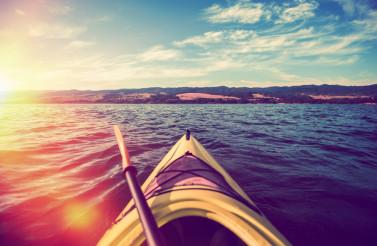Kayak Summer Tour