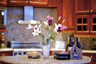Kitchen Granite Table