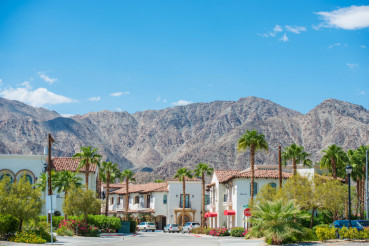 La Quinta Downtown California