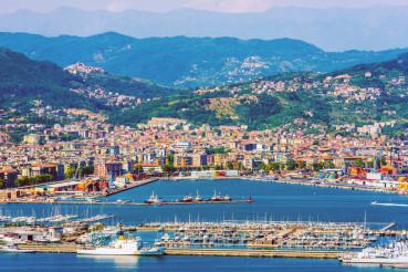 La Spezia Cityscape