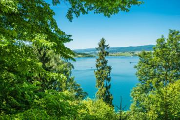 Lake Czorsztyn