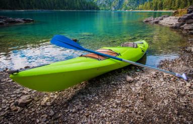 Lake Recreation Kayak Trip