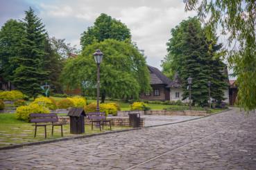 Lanckorona Market Square