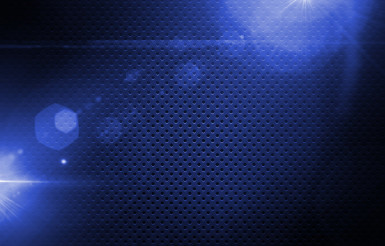 Laser Blue Mesh Background