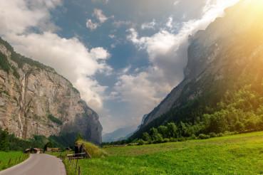 Lauterbrunnen Valley Jungfrau