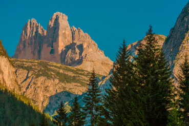 Laverado Peaks Italy