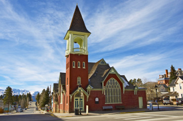 Leadville Old Church