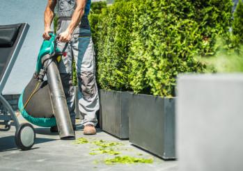 Leaf Blower Garden Vacuum