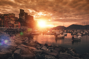 Lerici Town and Castle