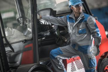 Lift Truck Operator Job