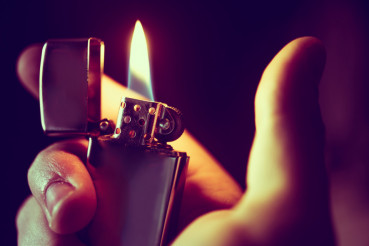 Lighting Up the Lighter