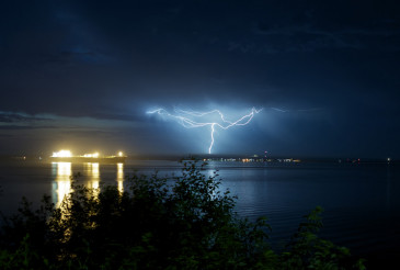 Lightnings in Port Angeles
