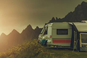 Lofoten Archipelago RV Park Campground