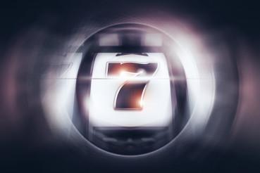 Lucky Seven Slot Spin Concept