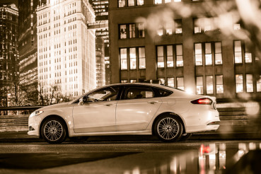Luxury Car in Chicago