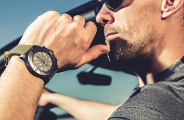 Luxury Hand Watch Timepiece