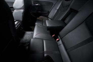 Luxury Rear Car Seats