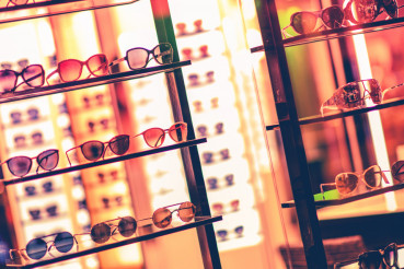 Luxury Sunglasses Storefront