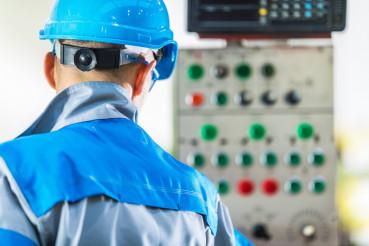 Machinery Operator Console