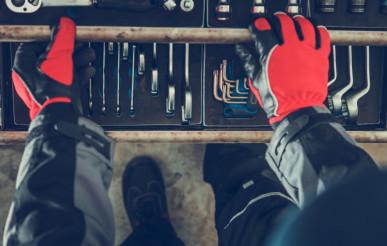 Mechanic Tools Box